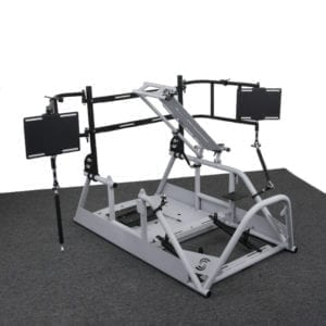 SimRacing Rig, the APEX0 Cockpit for iRacing Simulation, iRacing Rig