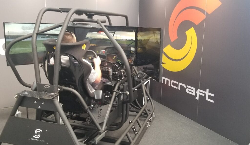 SimRacing Expo 2019, Nurburgring, iRacing