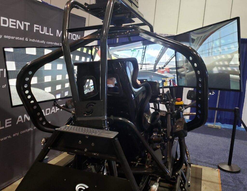 APEX6 Full Motion Professional Highend Racing Simulator