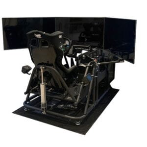 Complete Professional Racing Simulator, APEX2 Pro 2DOF Yaw, Pitch