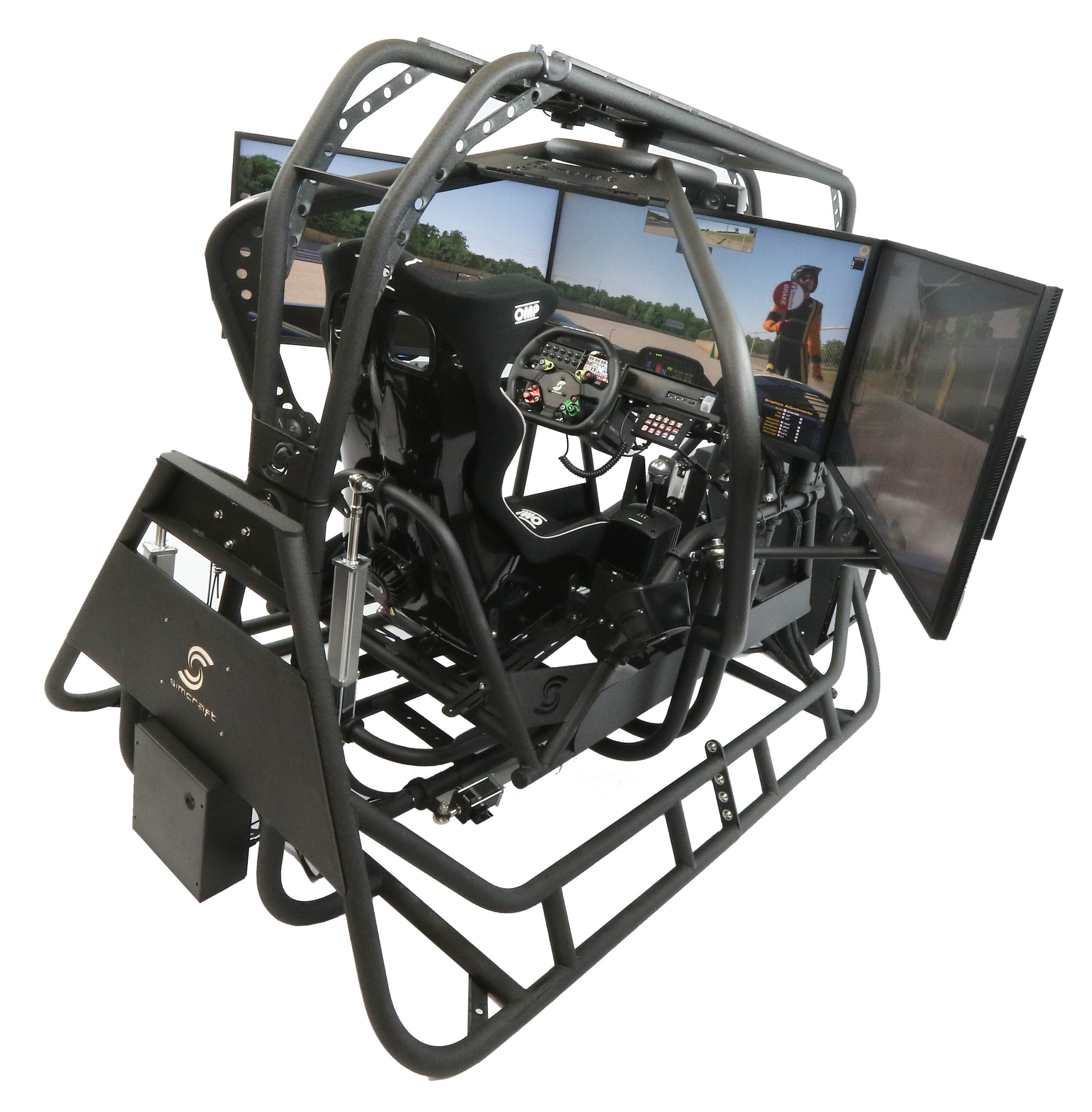 APEX3 3dof pro racing simulator