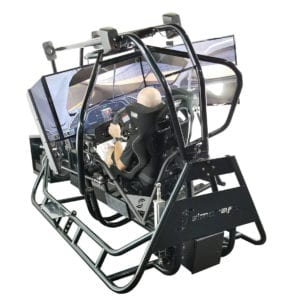 SimCraft APEX Professional Racing Simulators Realistic Motion Simulator