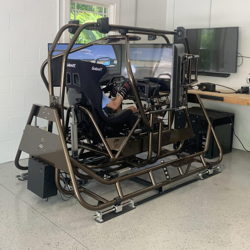 5dof racing simulator