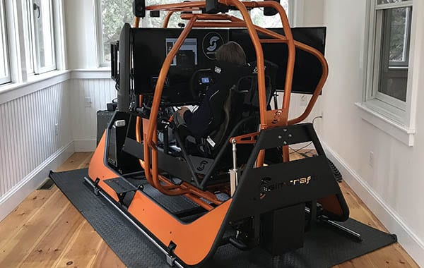 pro racing simulator