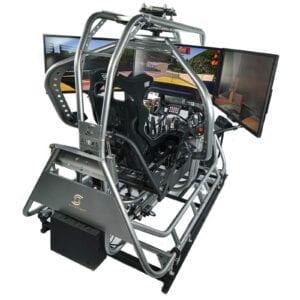 Apex6 Full Motion Racing Simulator_2021