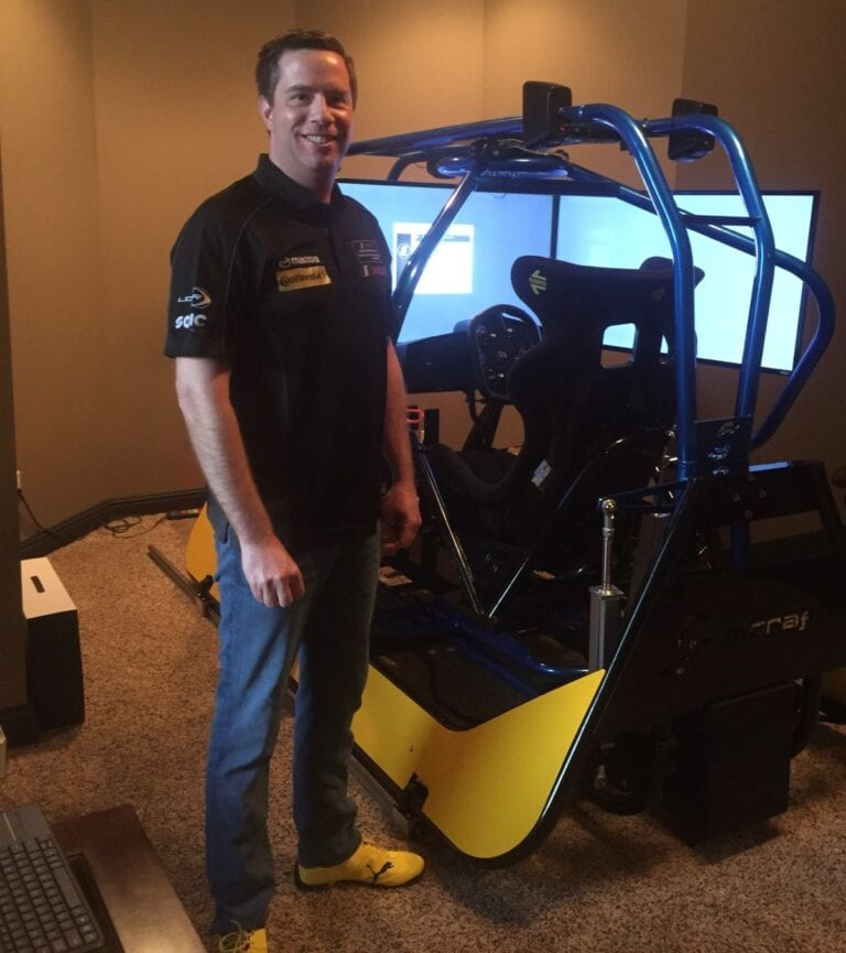 Racing Simulator at home for unlimited practice