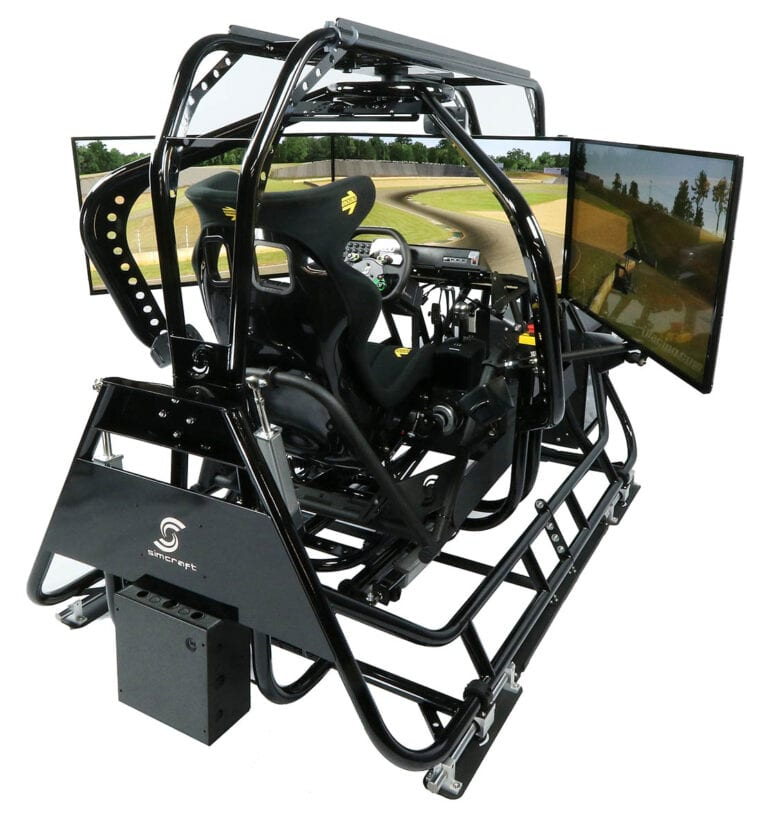 SimCraft APEX4 4DOF Pro Racing Simulator_hero1