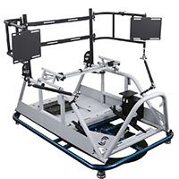 APEX1, yaw motion simulator