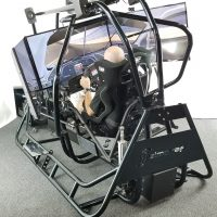 Racing Simulator Motion Cockpit SimRacing Setup
