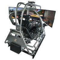 Apex6 Full Motion Racing Simulator_2020
