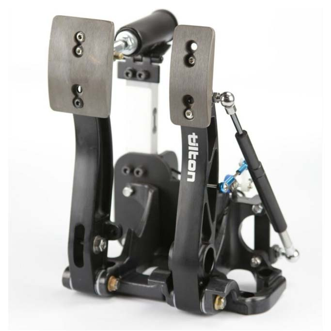 SimRacing Pedals, Tilton SimCraft Pro Pedals for Racing Simulators